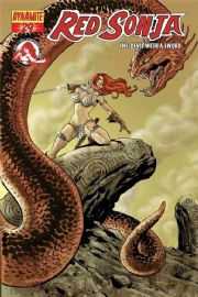 Red Sonja #29 Cover C Homs